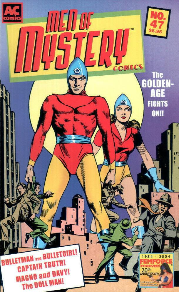 Read online Men of Mystery Comics comic -  Issue #47 - 1