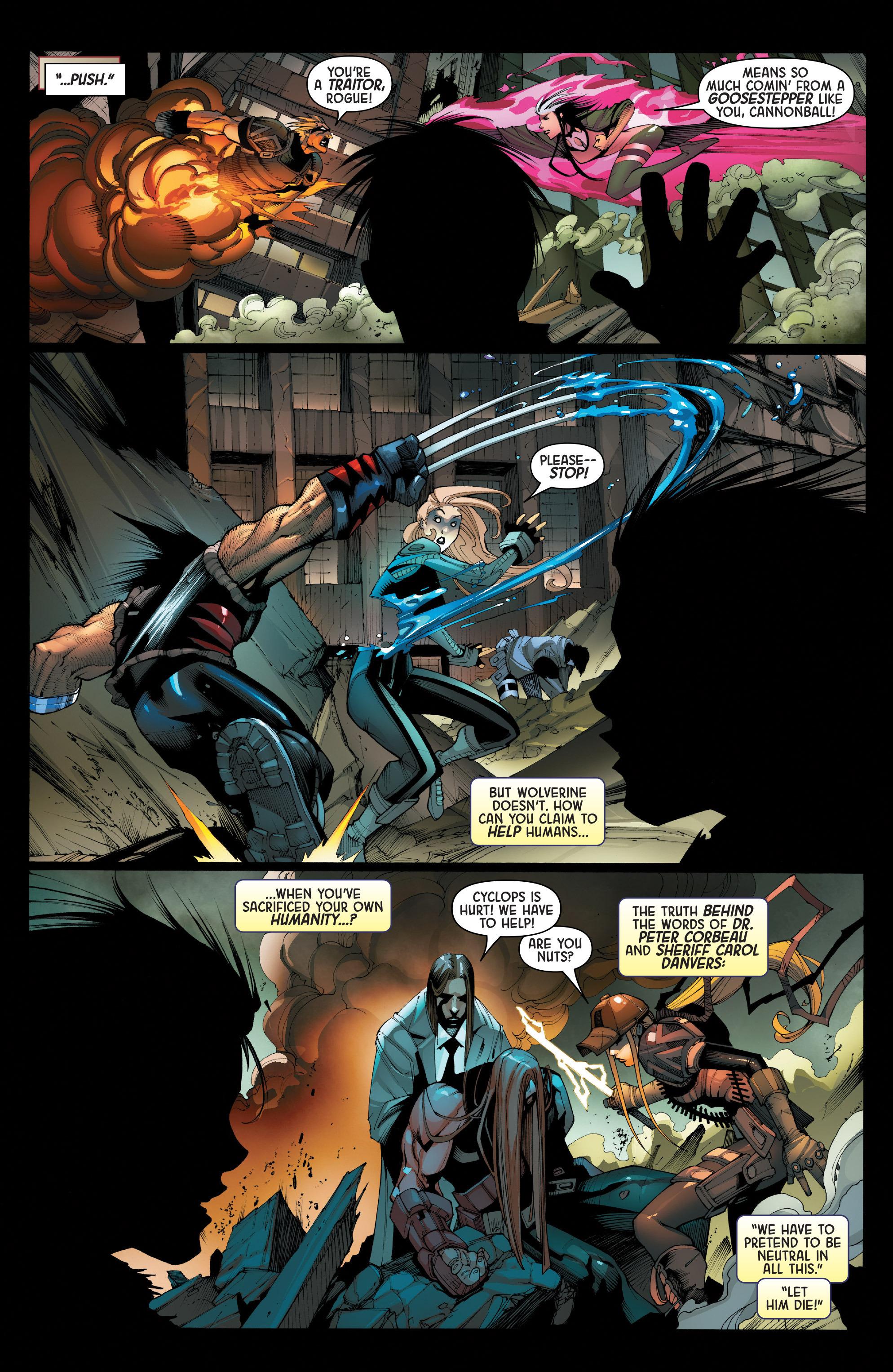 Read online Age of Apocalypse (2015) comic -  Issue #2 - 11