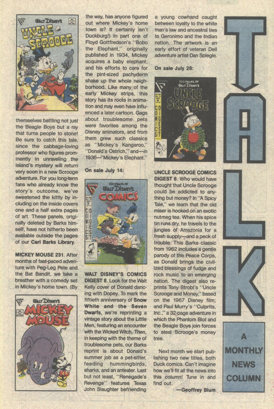 Read online Uncle Scrooge (1953) comic -  Issue #222 - 27