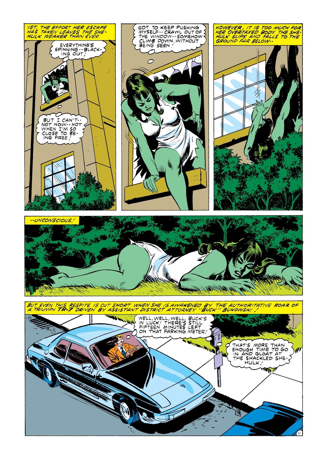 Marvel Masterworks: The Savage She-Hulk issue TPB_1_(Part_3) - Page 6
