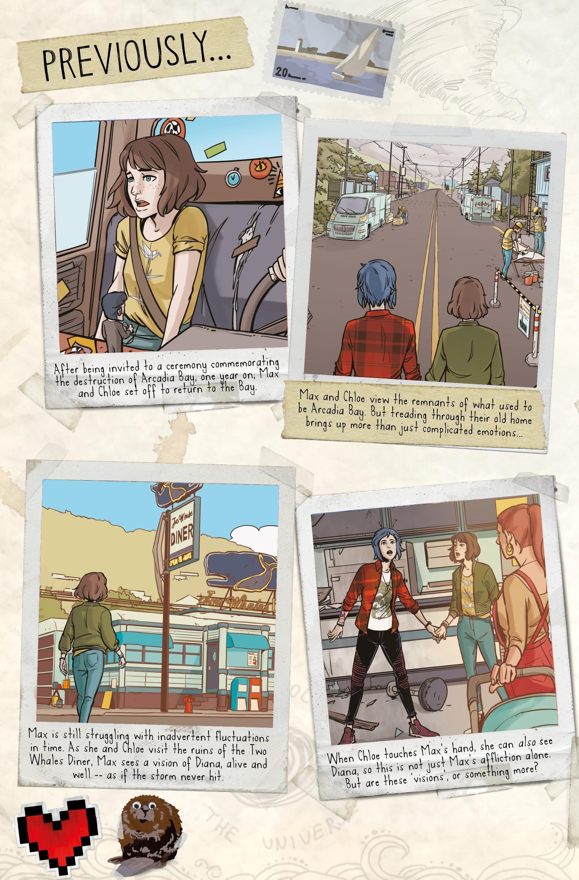 Life is Strange #3 #3 - English 4