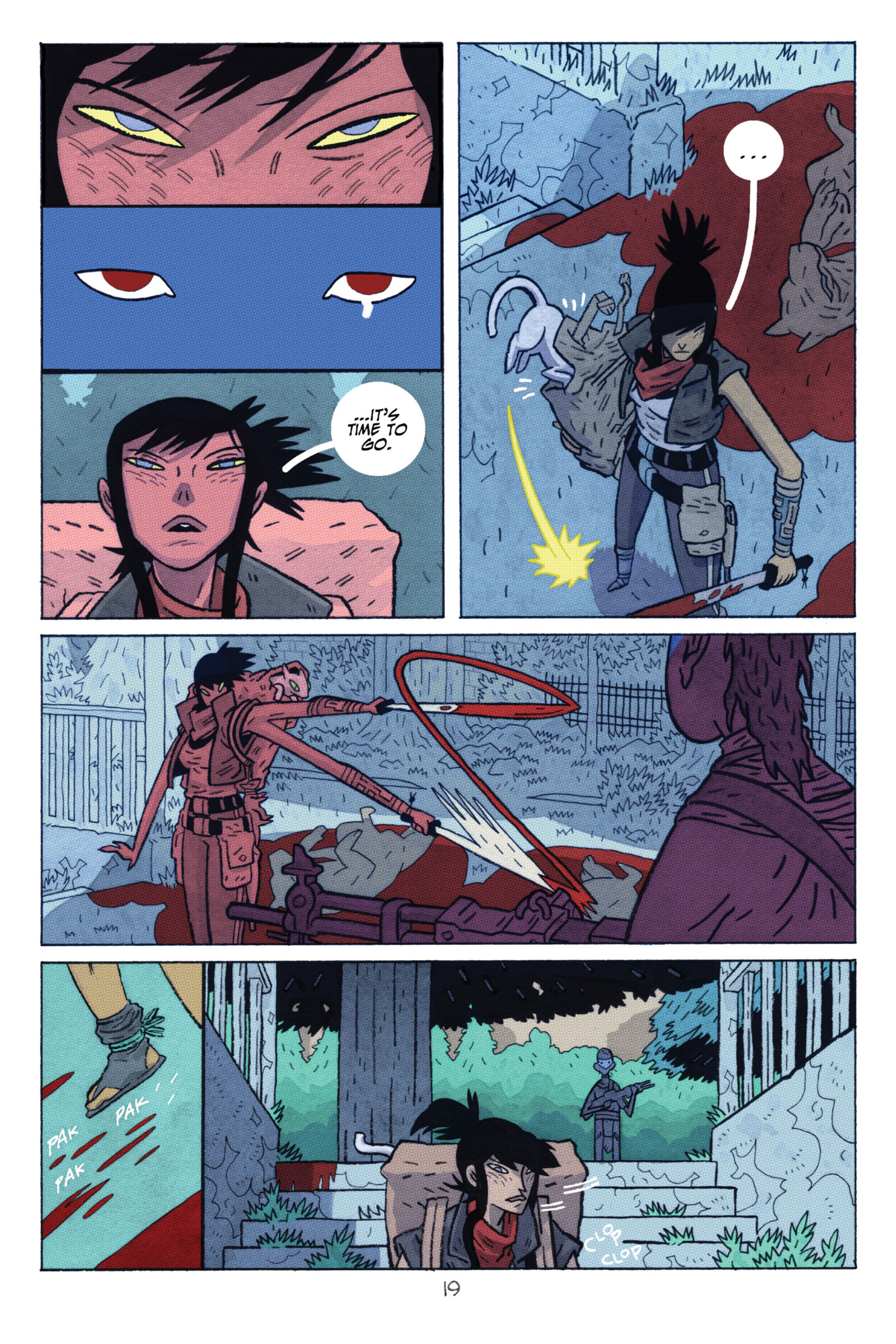 Read online ApocalyptiGirl: An Aria for the End Times comic -  Issue #ApocalyptiGirl: An Aria for the End Times Full - 27
