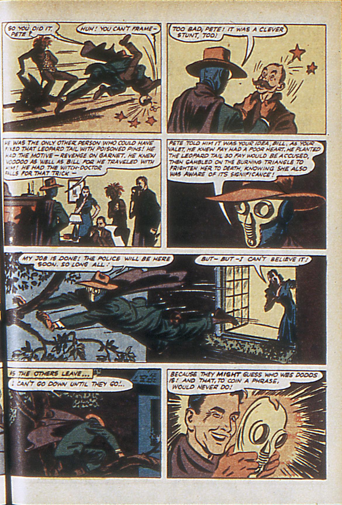 Read online Adventure Comics (1938) comic -  Issue #63 - 66