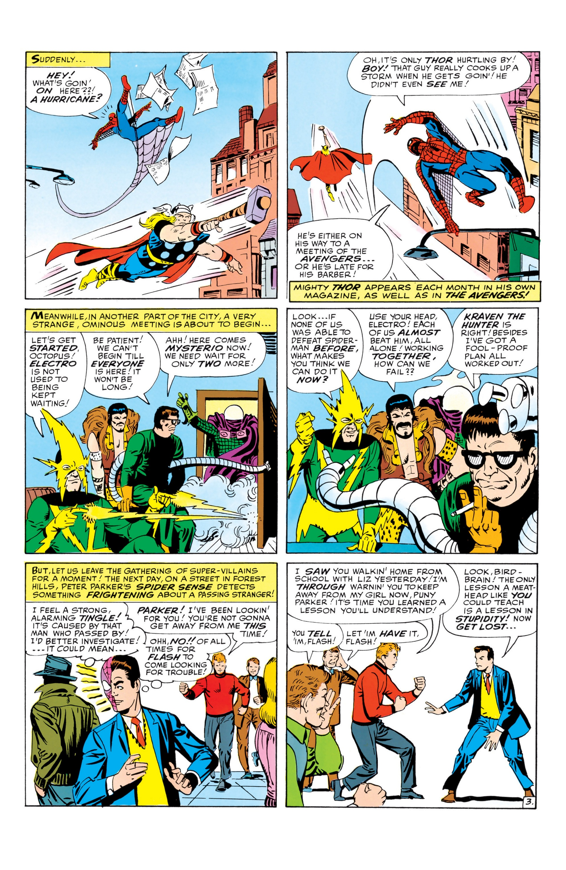 The Amazing Spider-Man (1963) _Annual_1 Page 3