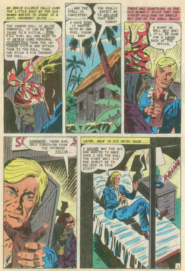 Read online Beyond the Grave (1983) comic -  Issue #10 - 15