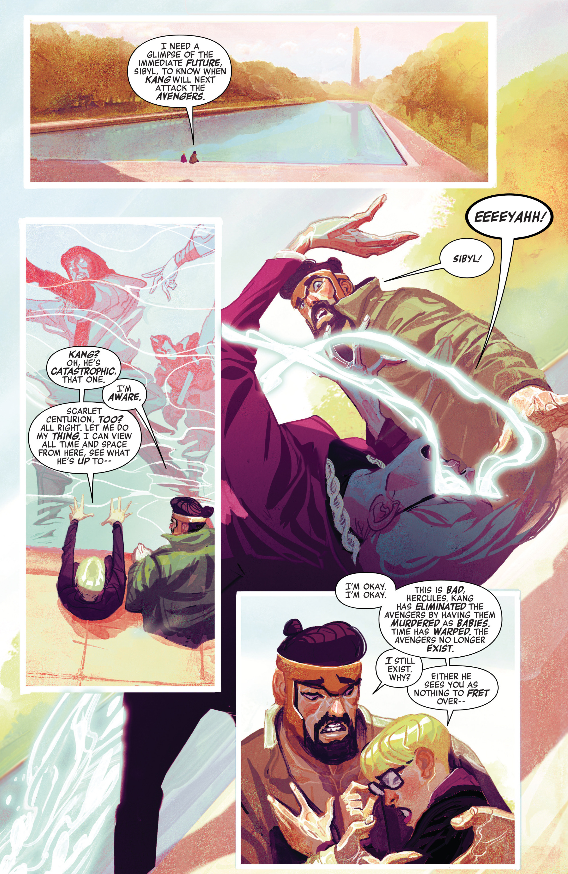 Read online Avengers (2016) comic -  Issue #2 - 10