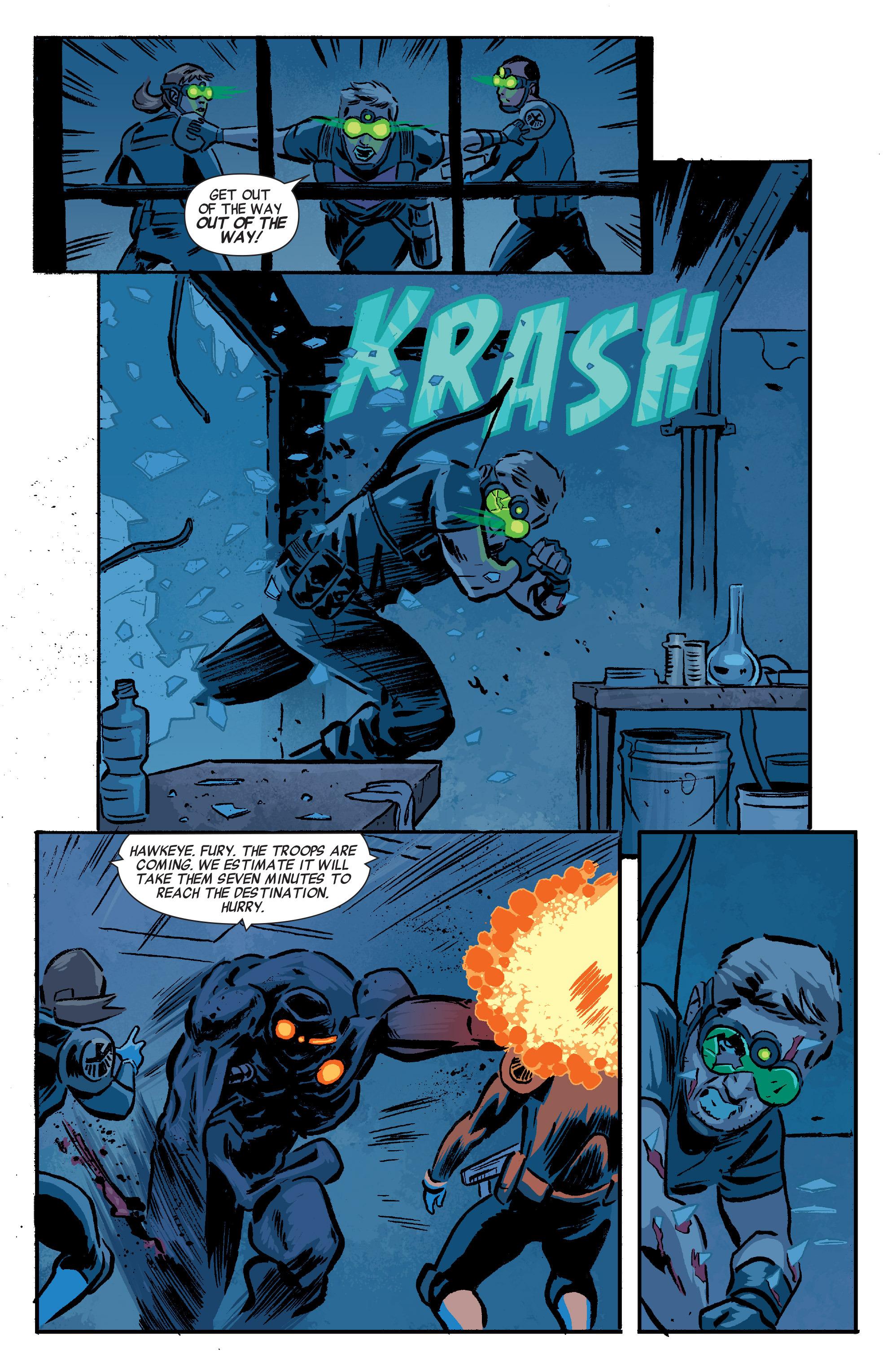Read online Secret Avengers (2014) comic -  Issue #4 - 15