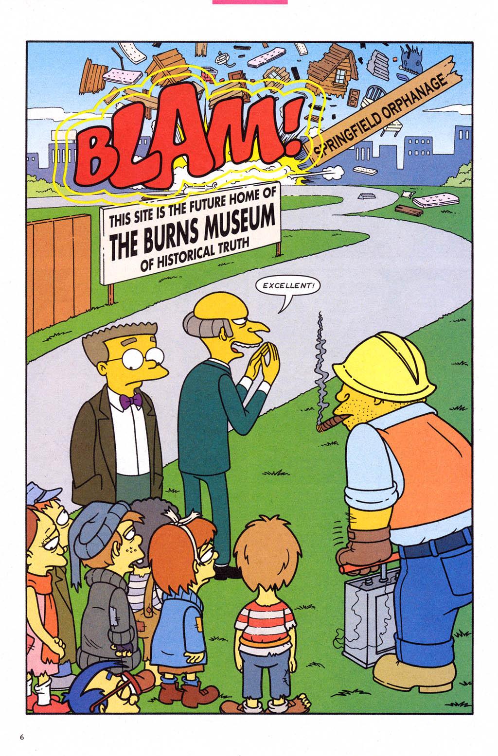 Read online Simpsons Comics comic -  Issue #109 - 7