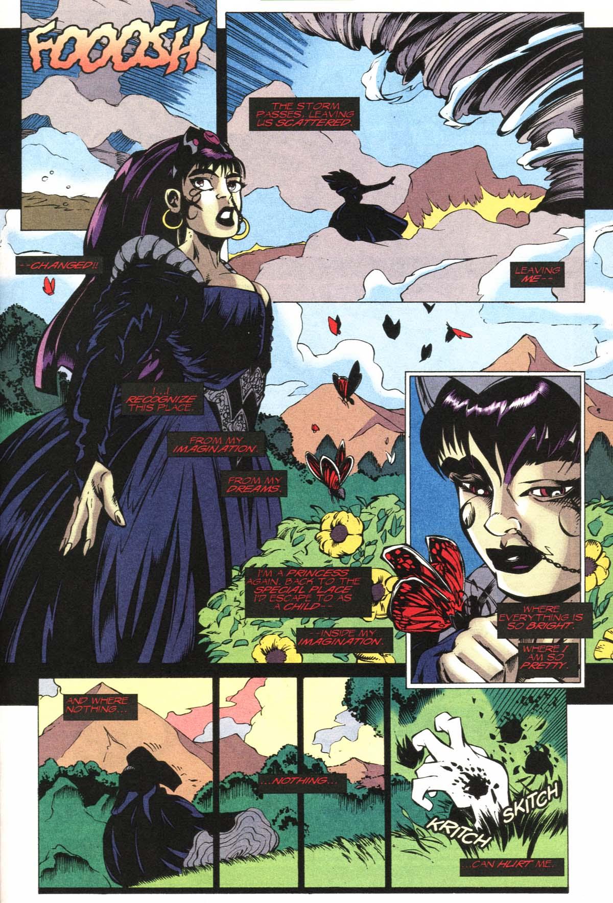 Read online Slingers comic -  Issue #11 - 22