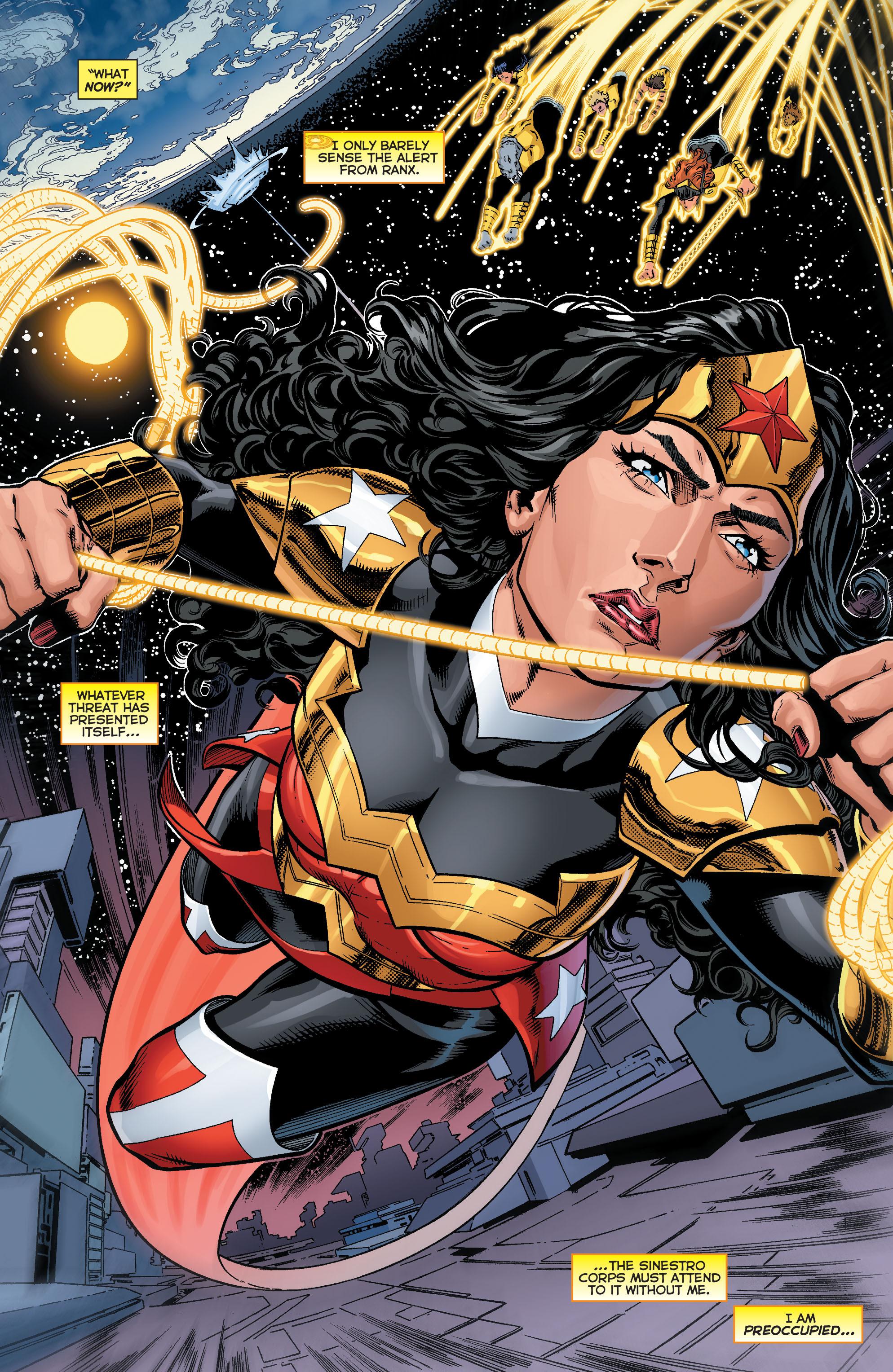 Read online Sinestro comic -  Issue #17 - 13