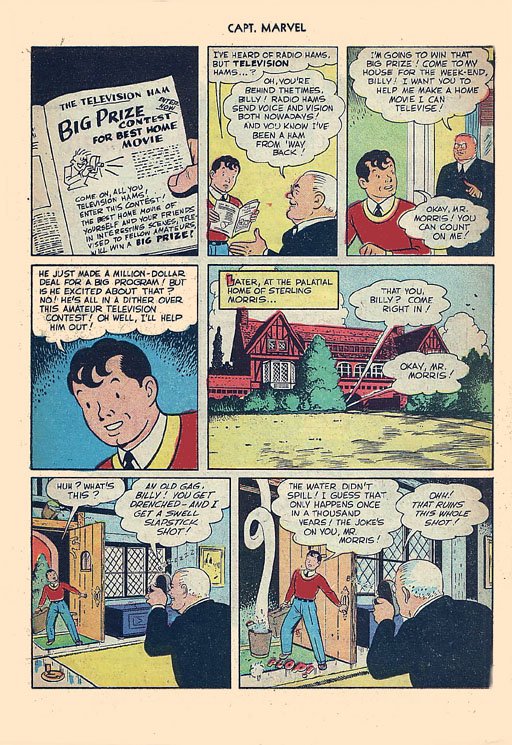 Captain Marvel Adventures issue 89 - Page 22