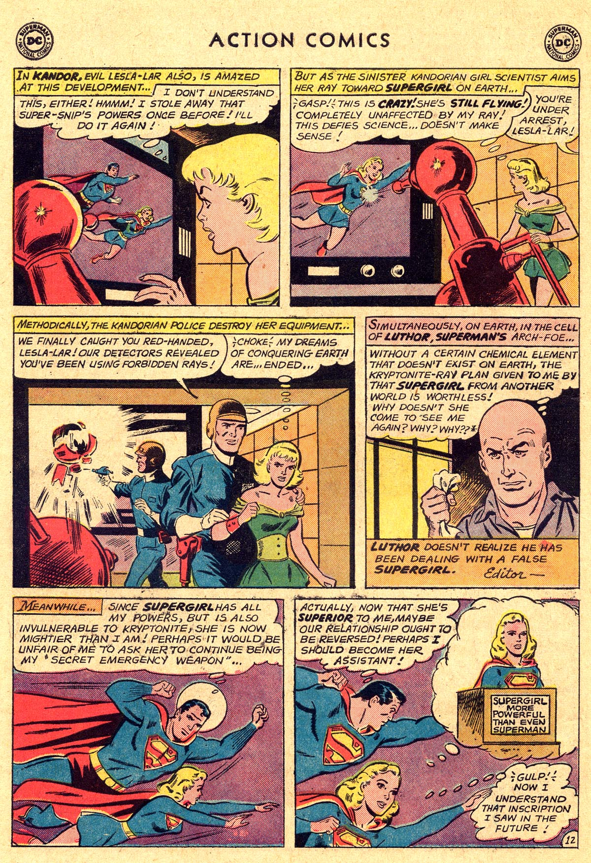 Action Comics (1938) 282 Page 29