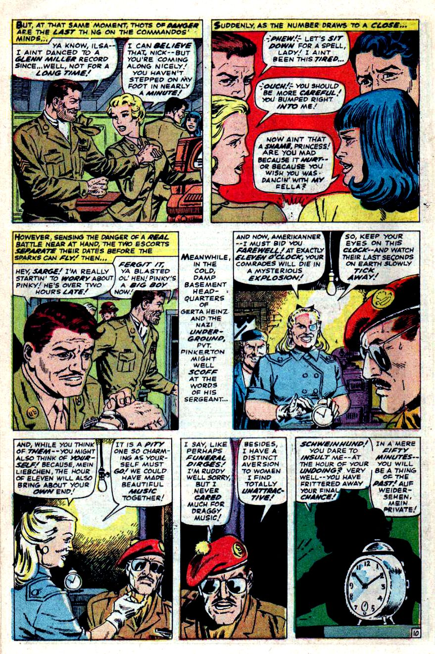 Read online Sgt. Fury comic -  Issue #47 - 14