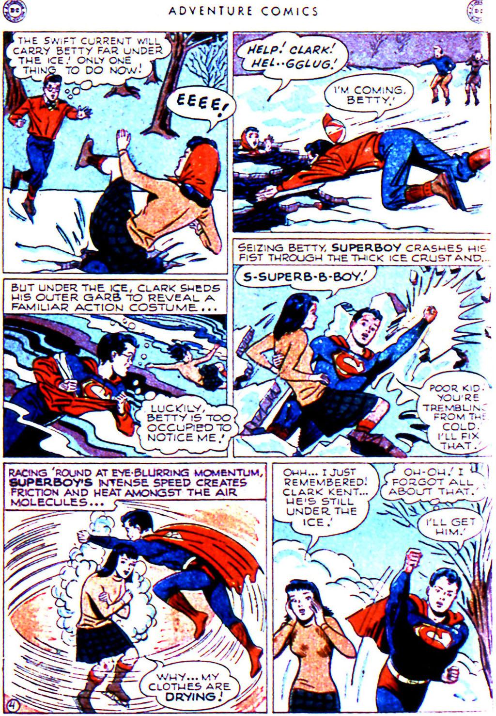 Read online Adventure Comics (1938) comic -  Issue #119 - 6