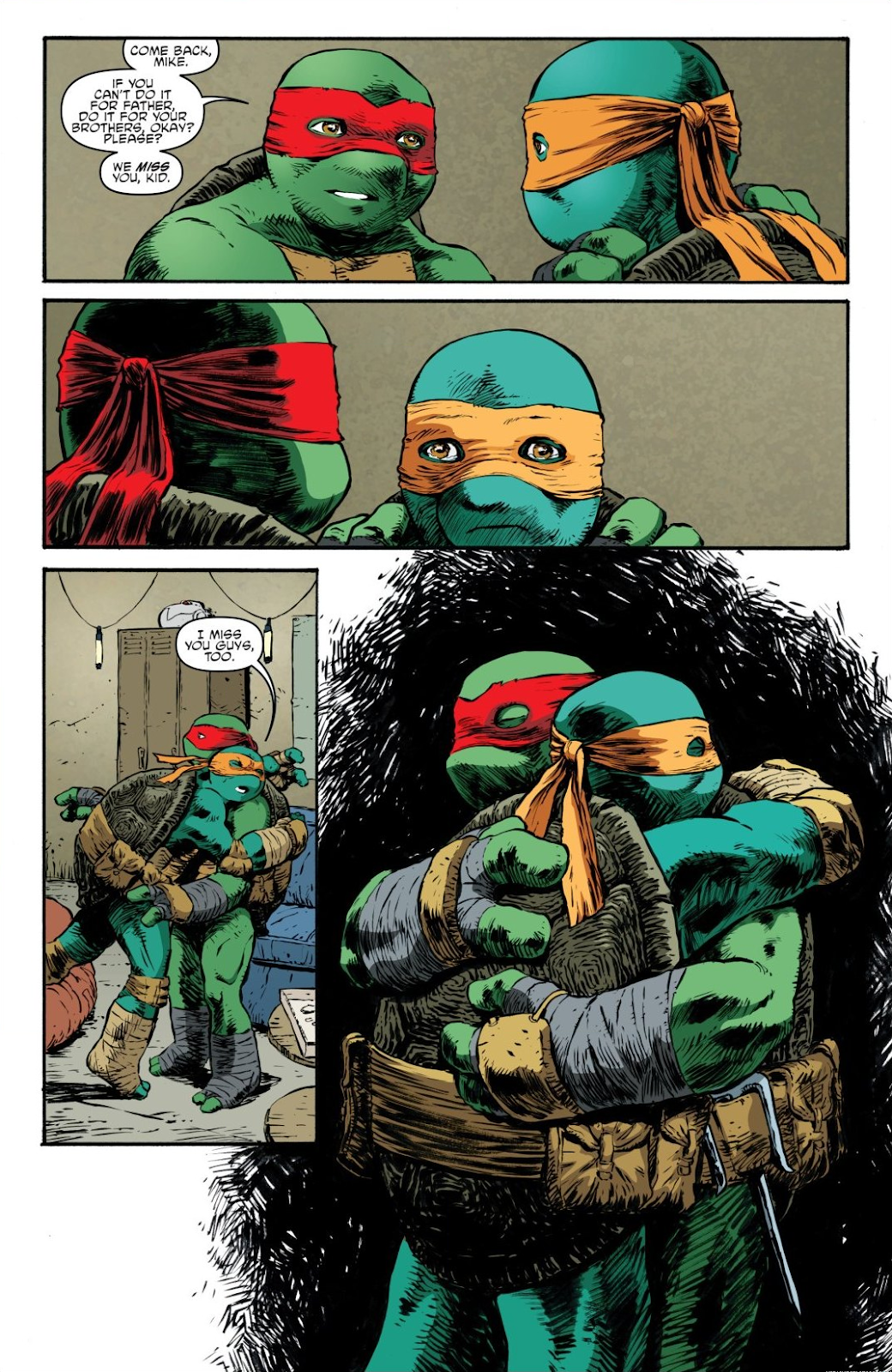 Read online Teenage Mutant Ninja Turtles: The IDW Collection comic -  Issue # TPB 7 (Part 3) - 60