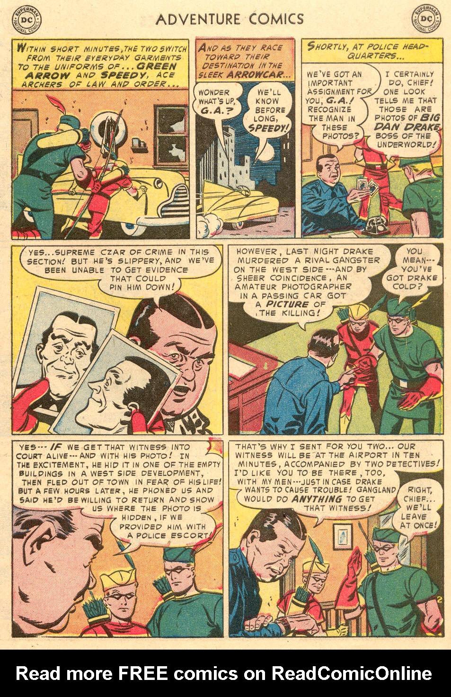 Read online Adventure Comics (1938) comic -  Issue #193 - 35