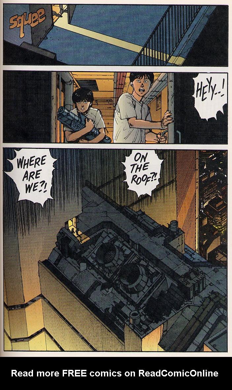 Read online Akira comic -  Issue #8 - 49