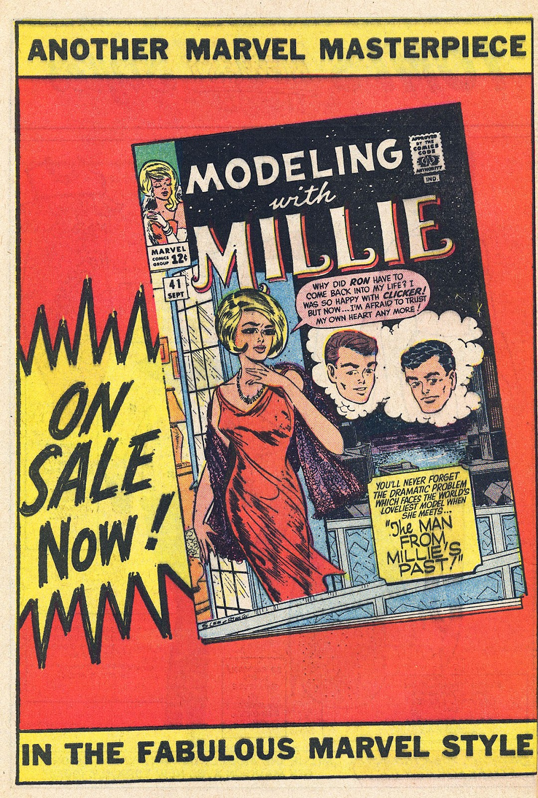 Millie the Model issue 131 - Page 32