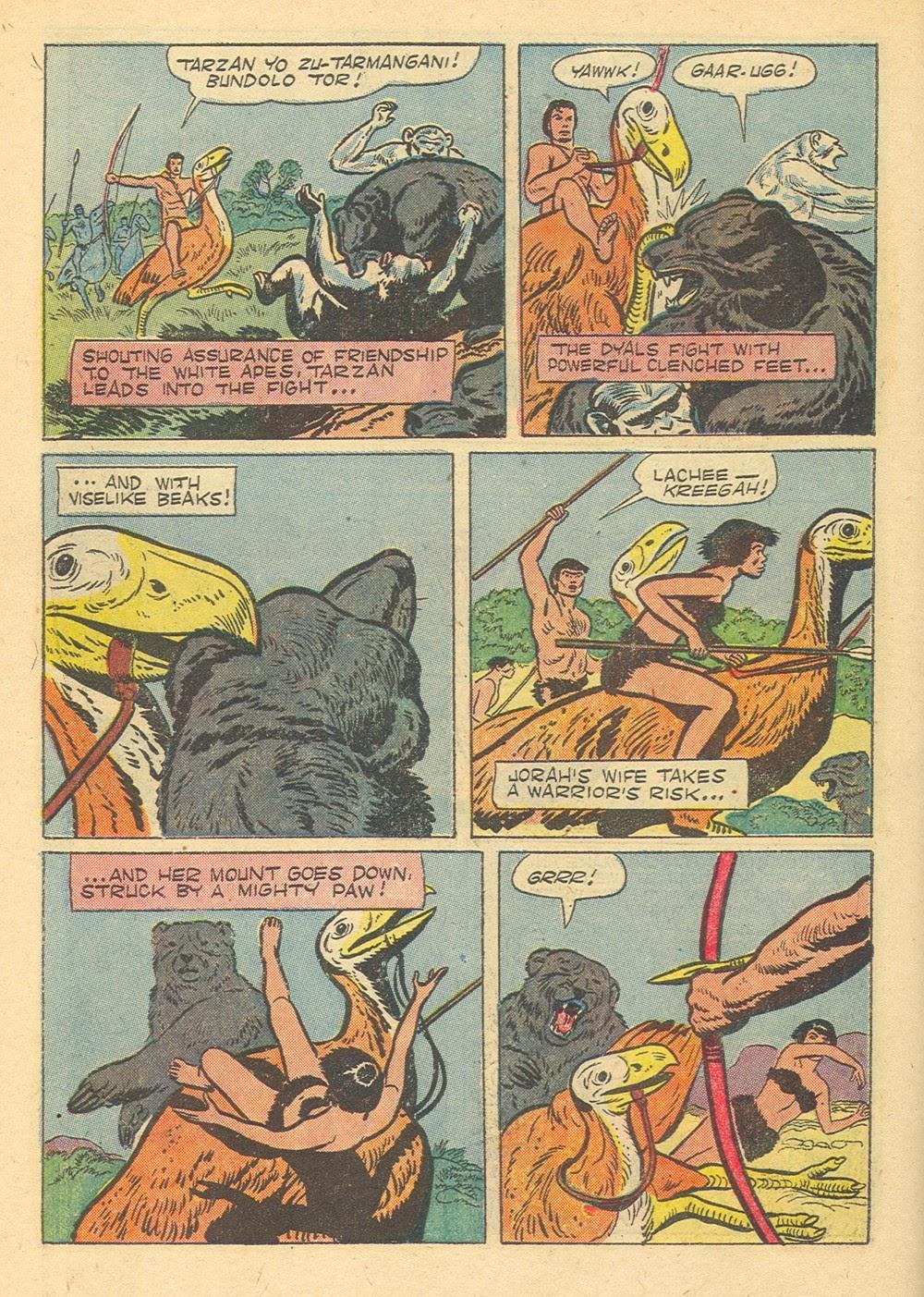 Tarzan (1948) issue 65 - Page 6