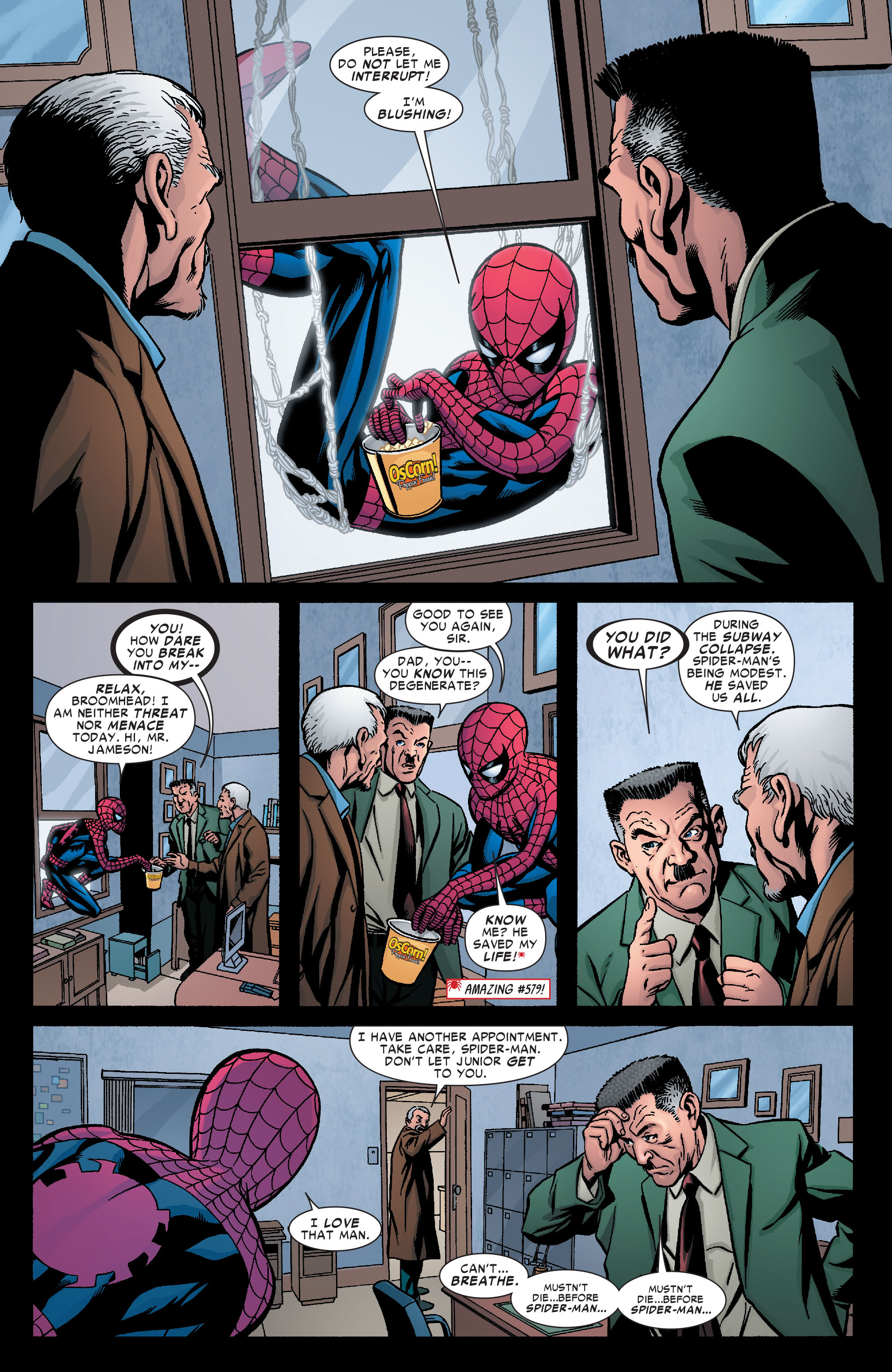 The Amazing Spider-Man (1963) 592 Page 9