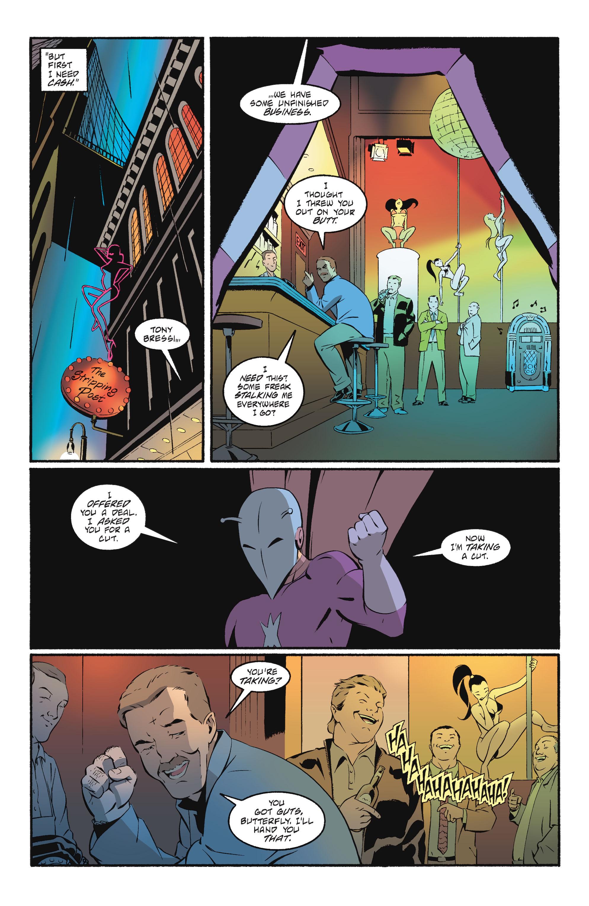 Read online Batgirl/Robin: Year One comic -  Issue # TPB 2 - 102