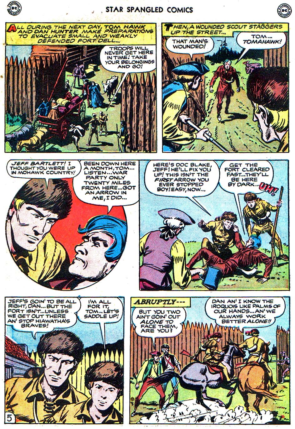 Star Spangled Comics (1941) issue 95 - Page 44