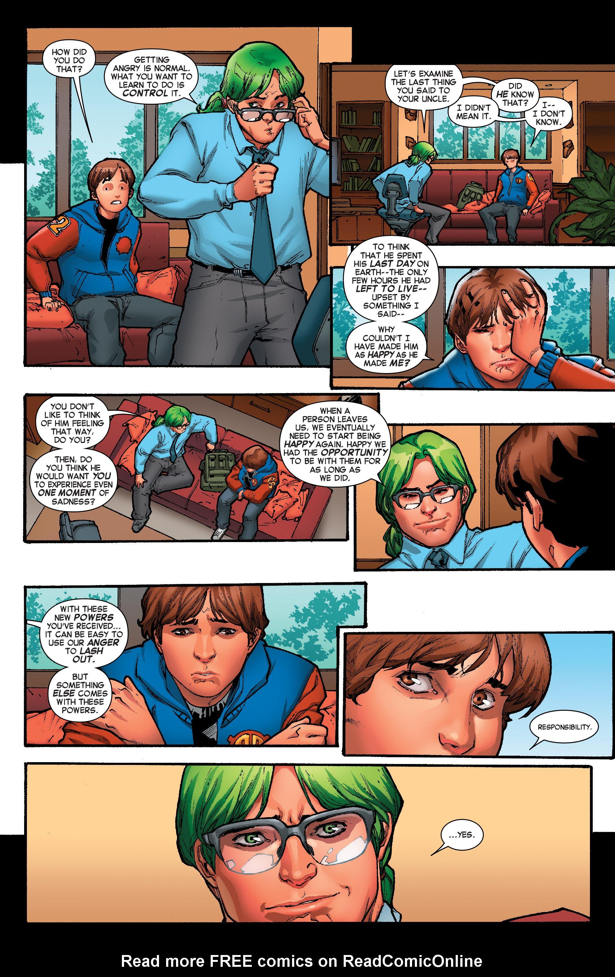 Read online Secret Wars Journal comic -  Issue #3 - 20