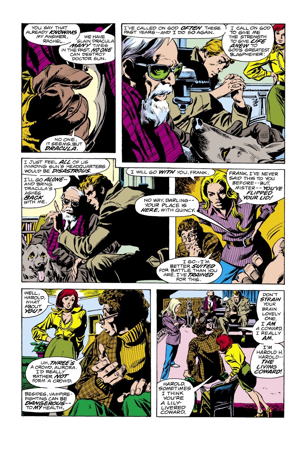 Tomb of Dracula (1972) issue 40 - Page 15