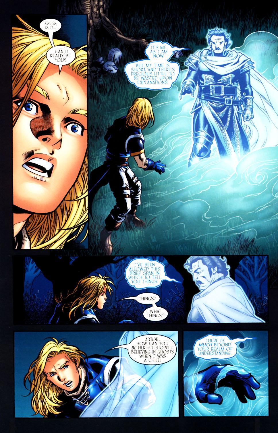 Read online Scion comic -  Issue #10 - 15