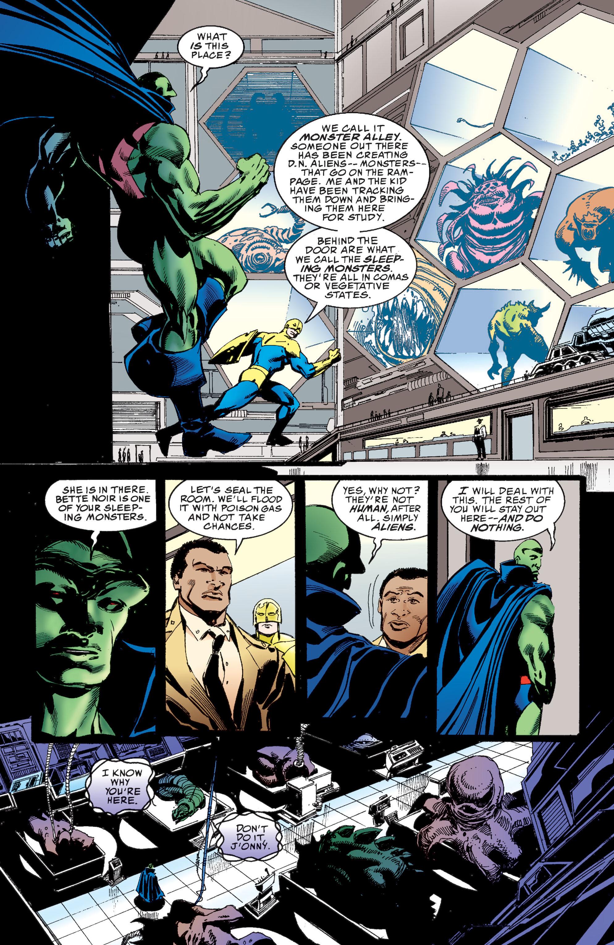Read online Martian Manhunter: Son of Mars comic -  Issue # TPB - 93
