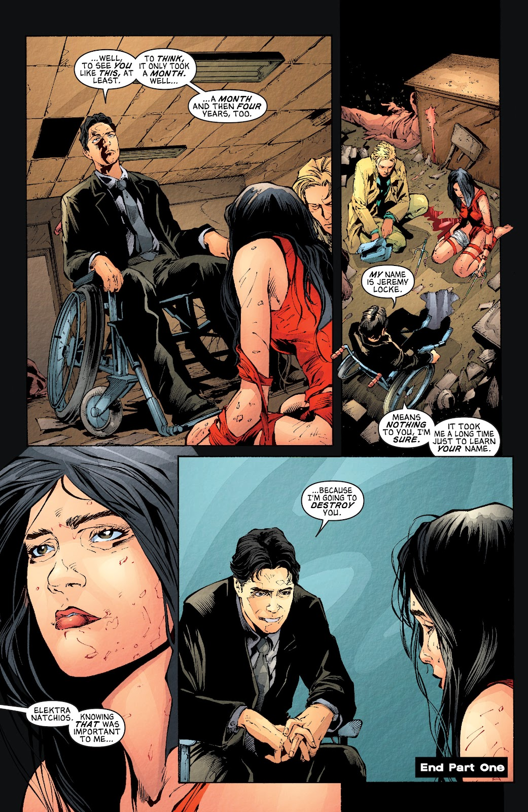 Read online Elektra (2001) comic -  Issue # _TPB Elektra by Greg Rucka Ultimate Collection (Part 2) - 30