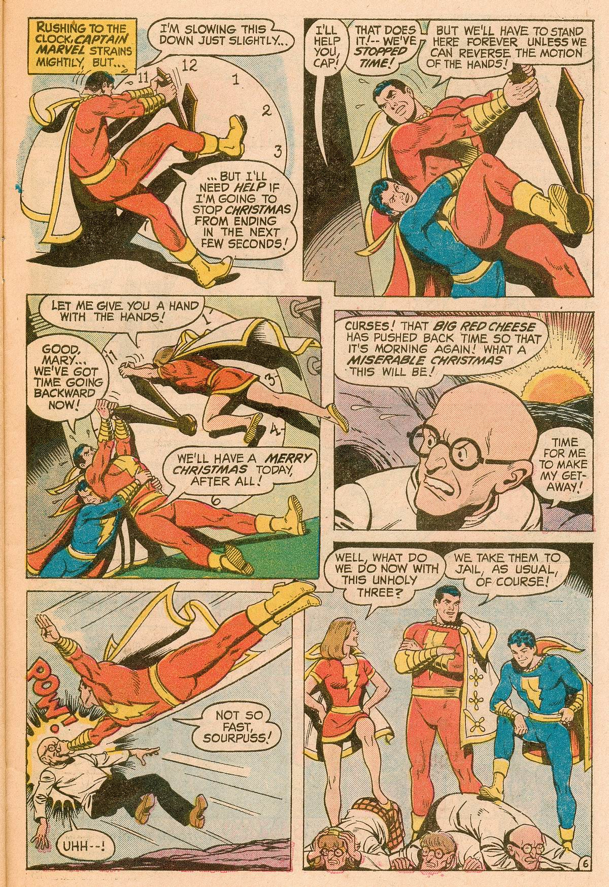 Read online Shazam! (1973) comic -  Issue #11 - 20
