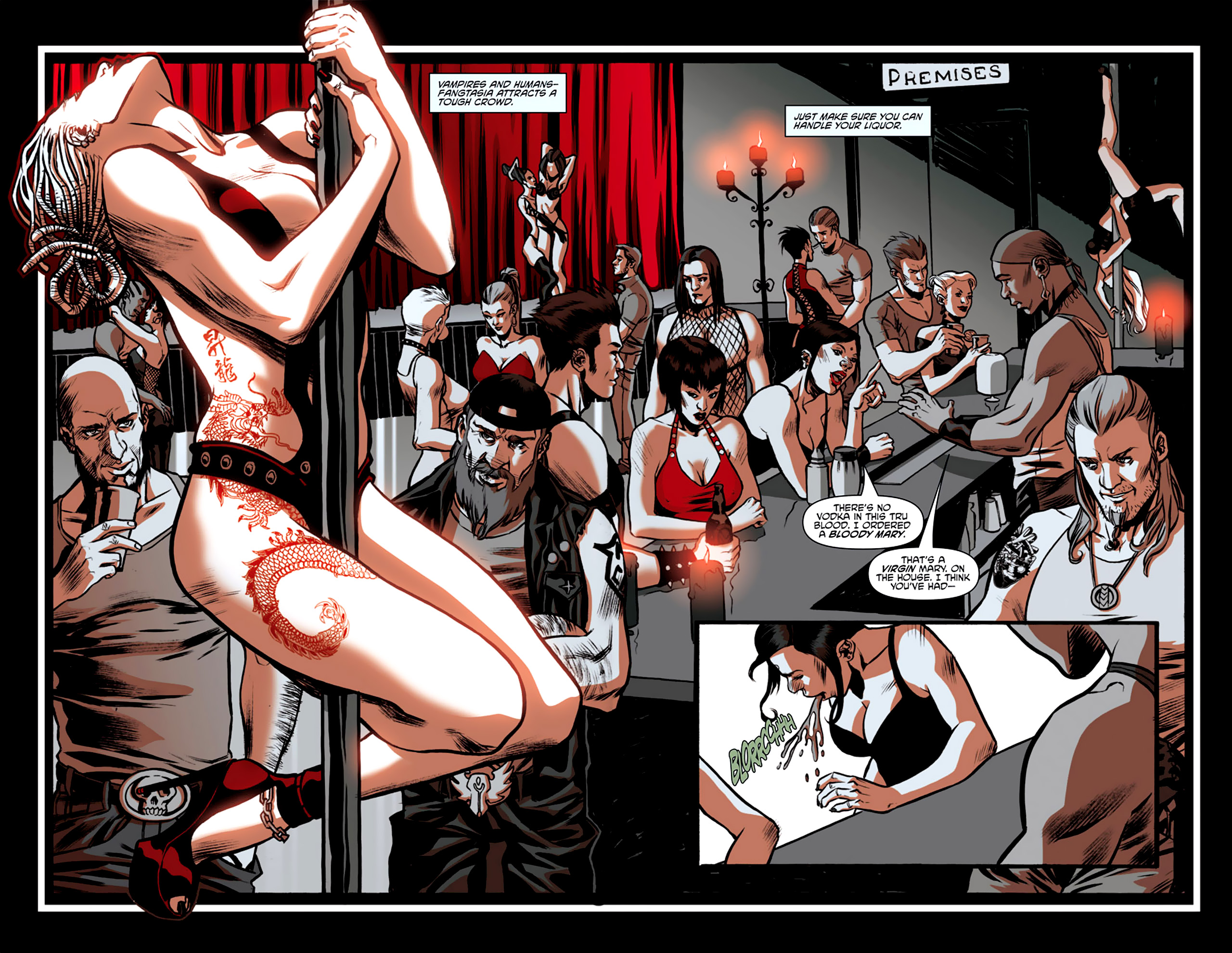 Read online True Blood: French Quarter comic -  Issue #2 - 22