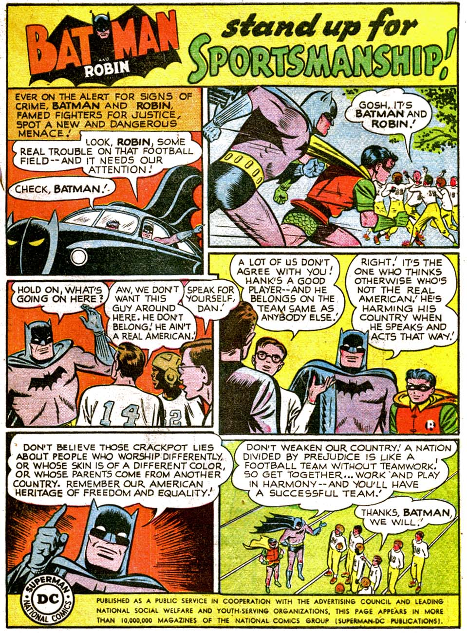 The Adventures of Bob Hope issue 1 - Page 49
