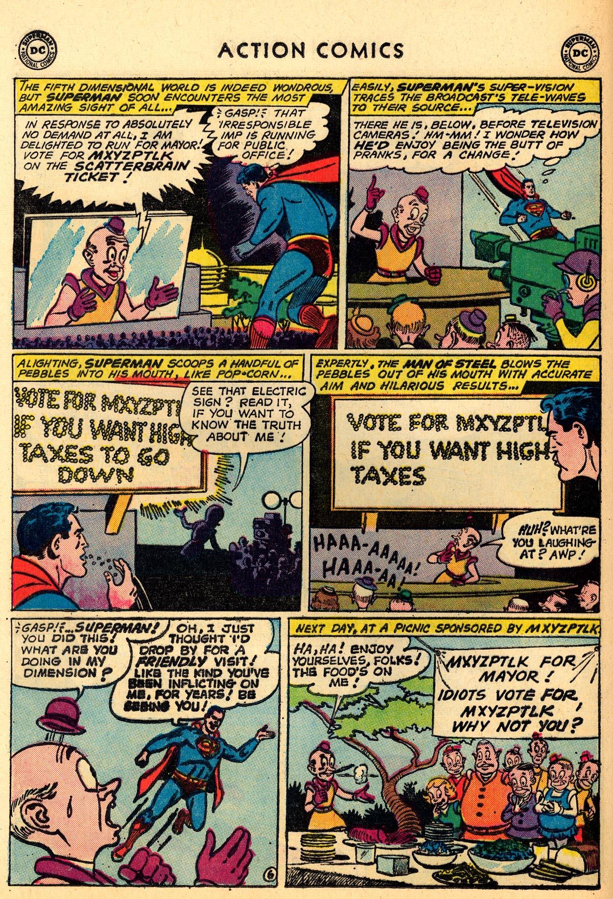 Action Comics (1938) 273 Page 7