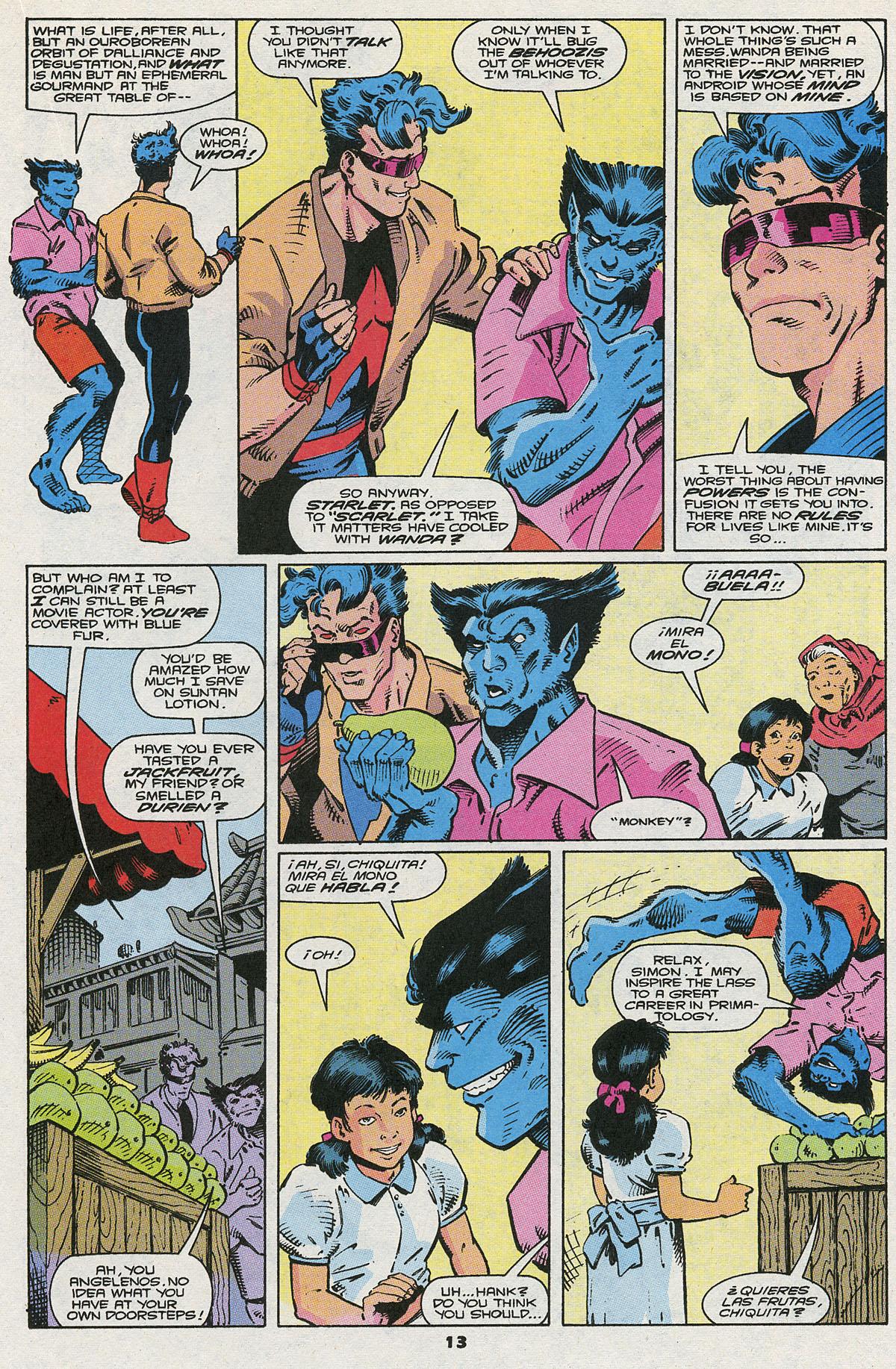 Read online Wonder Man (1991) comic -  Issue #5 - 11