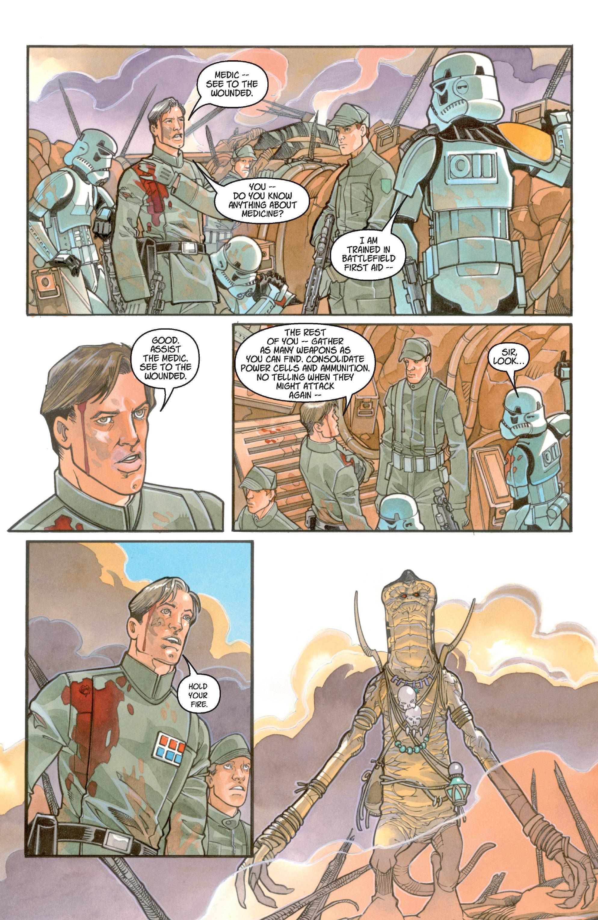 Read online Star Wars Omnibus comic -  Issue # Vol. 22 - 193
