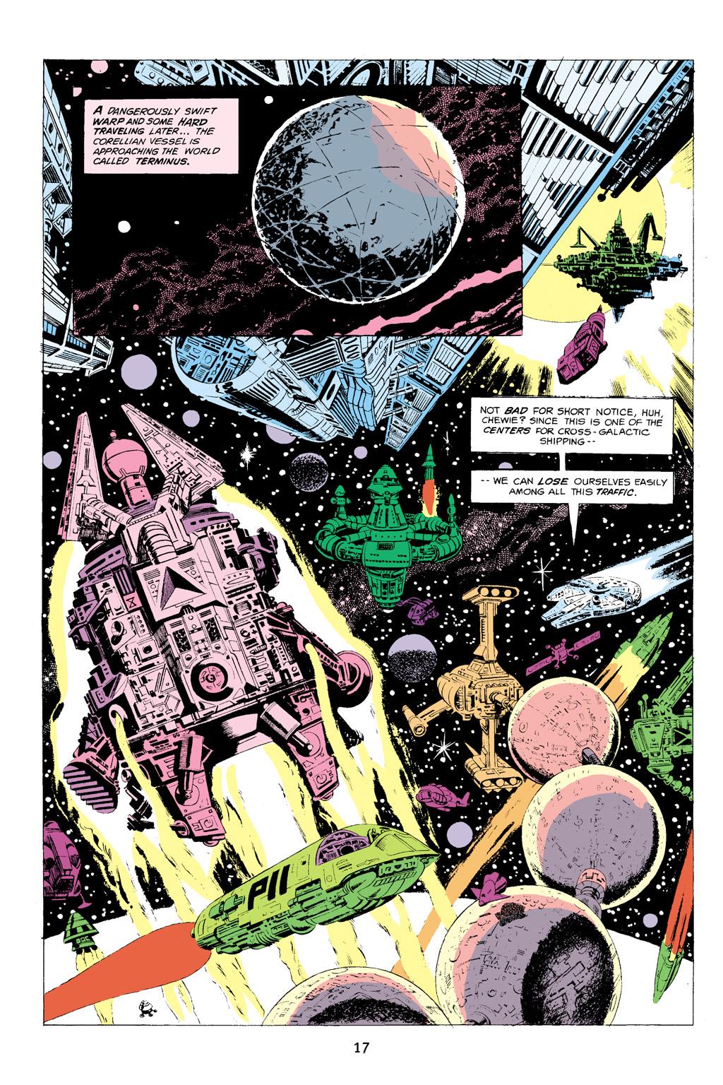 Read online Star Wars Omnibus comic -  Issue # Vol. 16 - 18