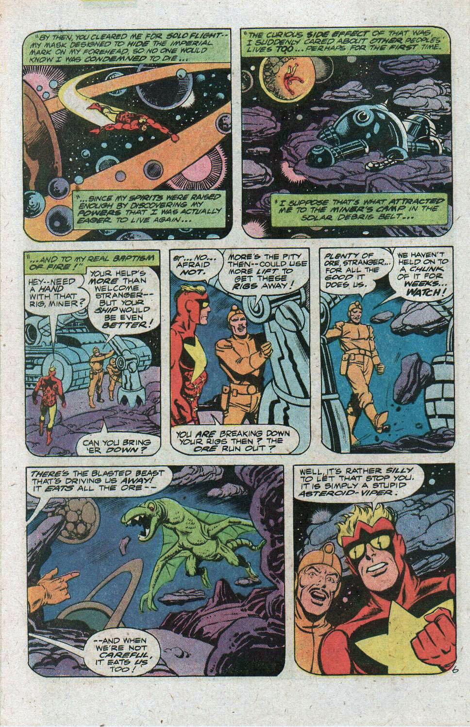 Read online Adventure Comics (1938) comic -  Issue #470 - 10