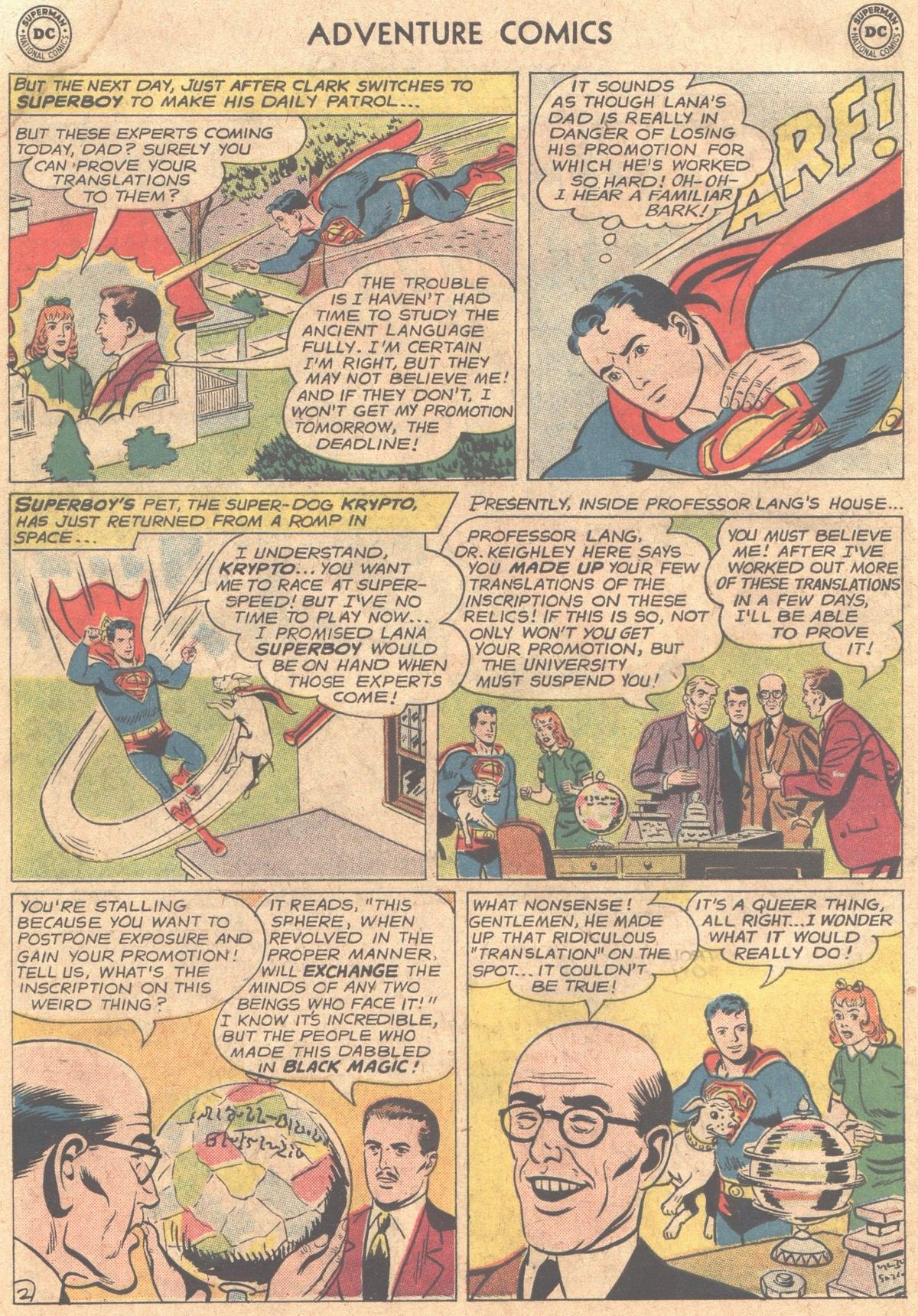 Read online Adventure Comics (1938) comic -  Issue #310 - 26