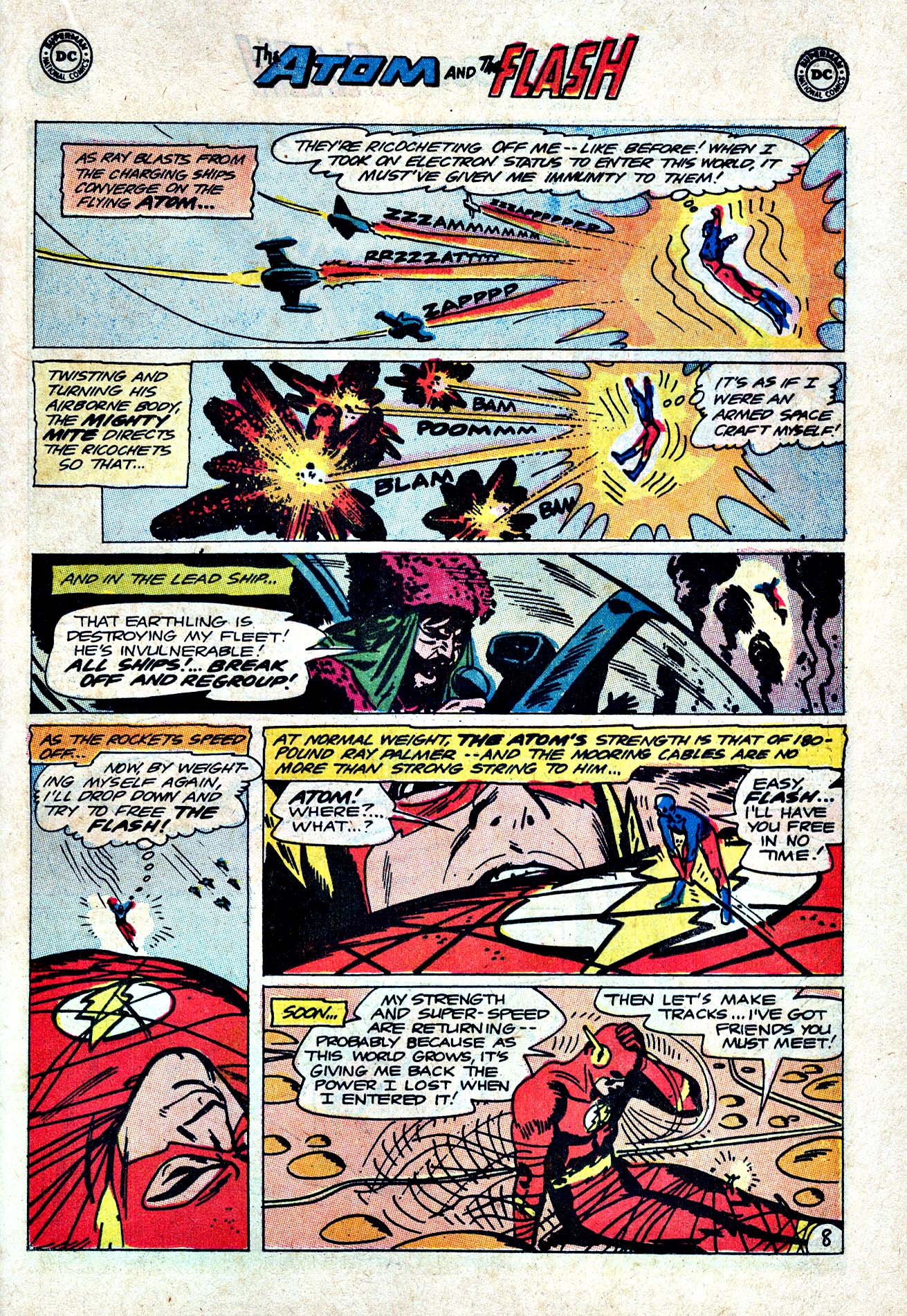 Read online Action Comics (1938) comic -  Issue #407 - 34