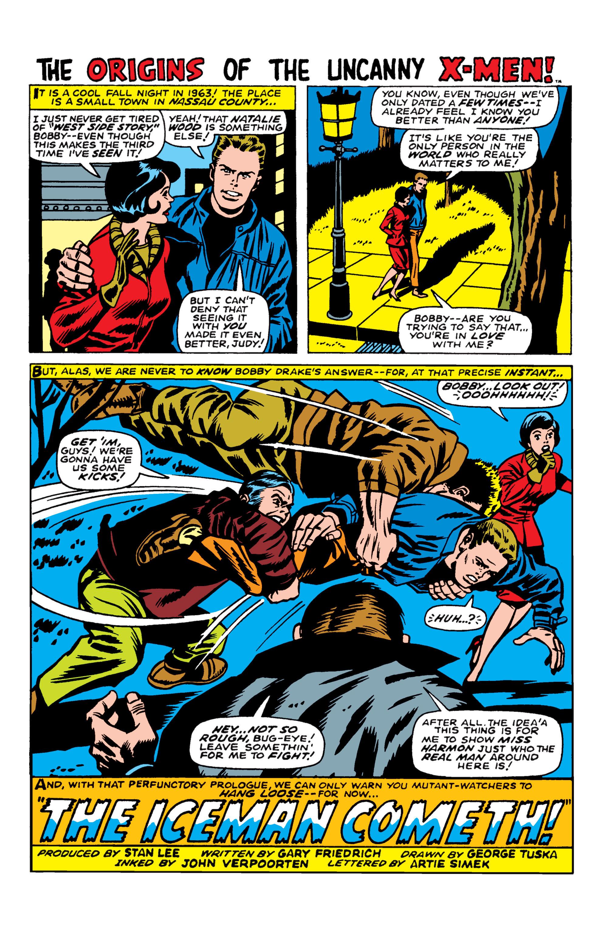 Uncanny X-Men (1963) 44 Page 16