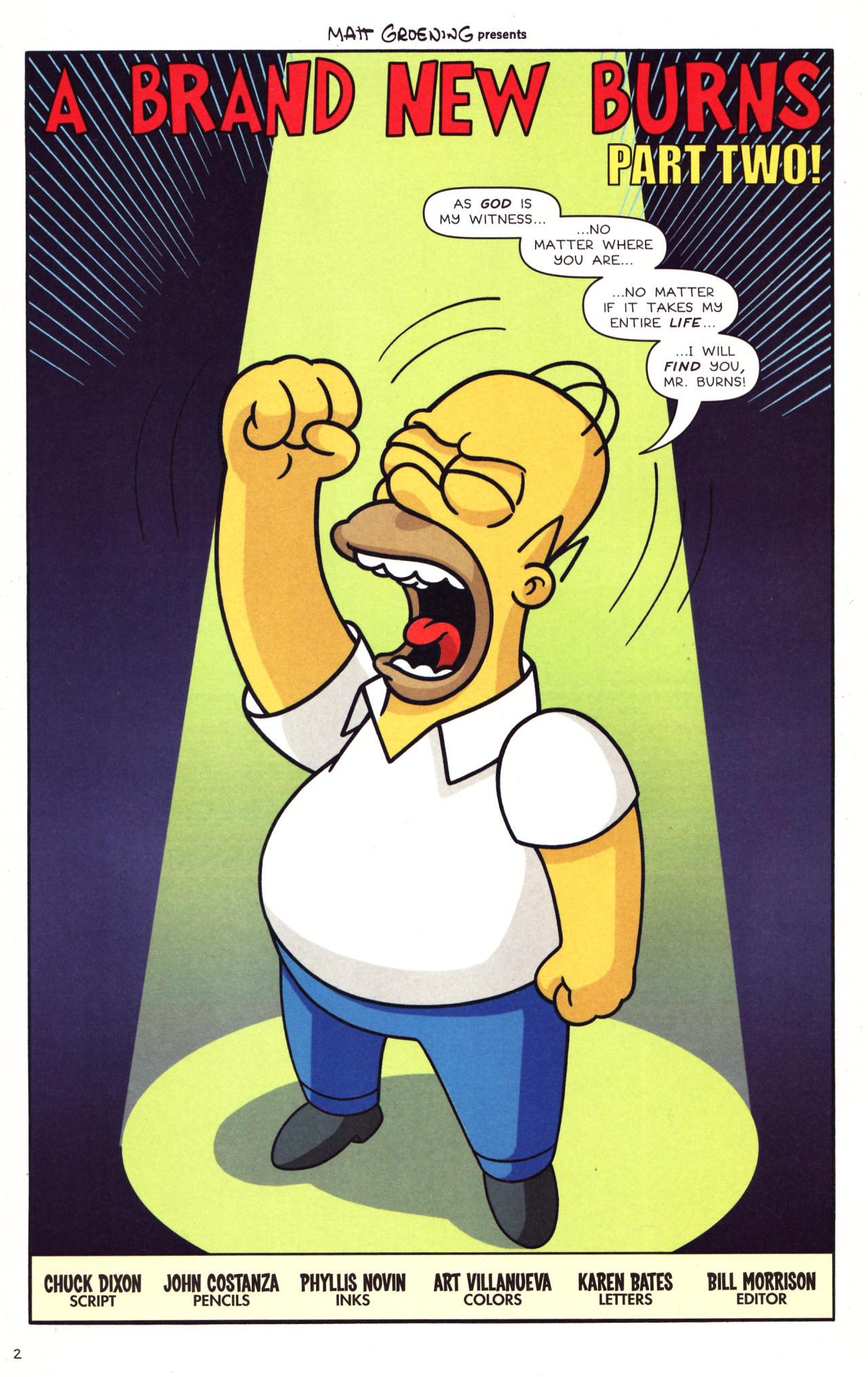 Read online Simpsons Comics comic -  Issue #133 - 3