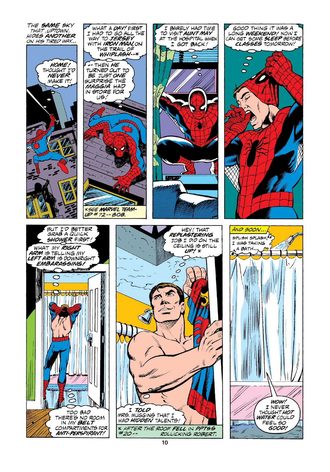 Read online Marvel Masterworks: The Spectacular Spider-Man comic -  Issue # TPB 2 (Part 2) - 23