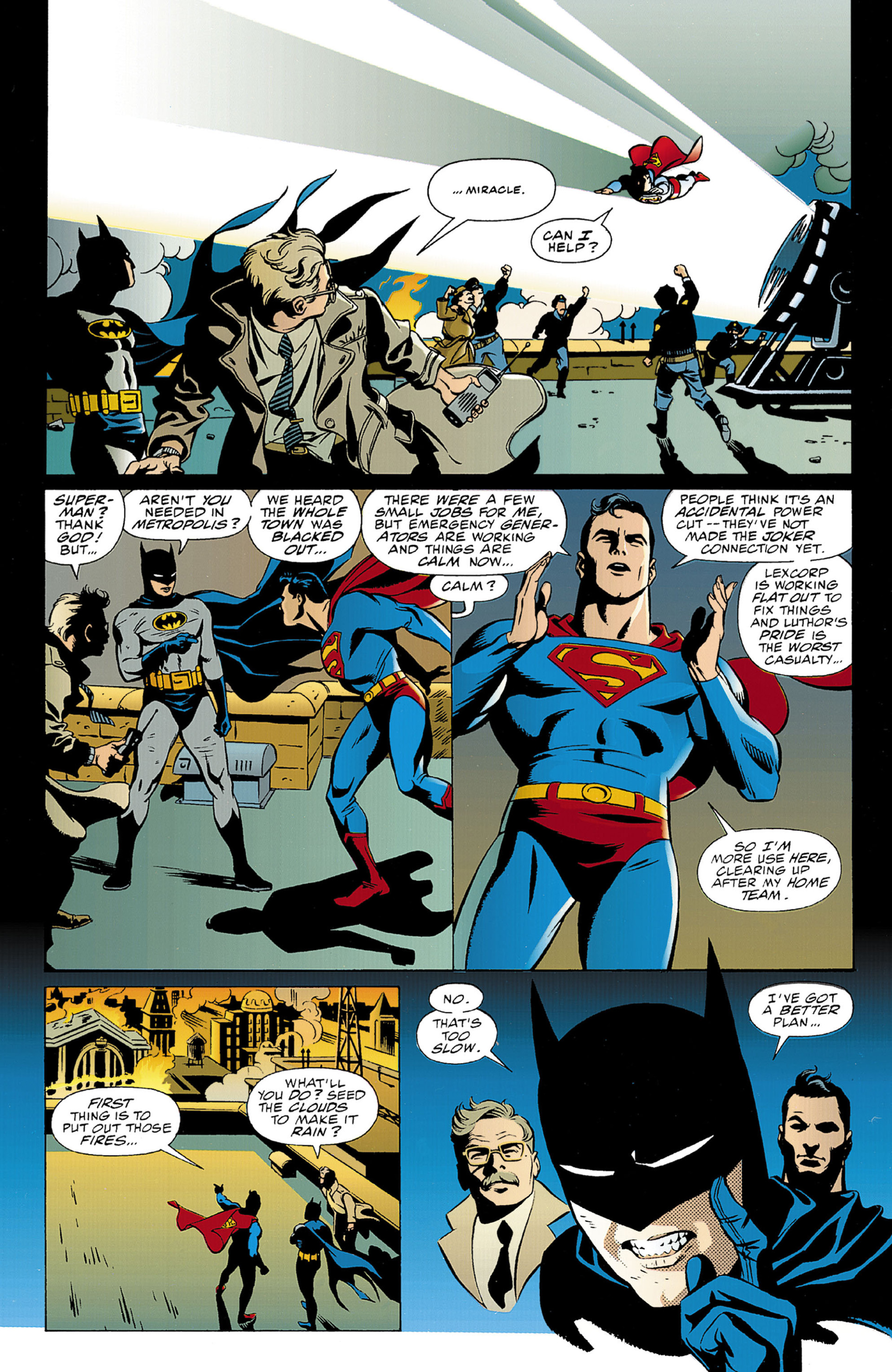 Read online World's Finest (1990) comic -  Issue #3 - 15