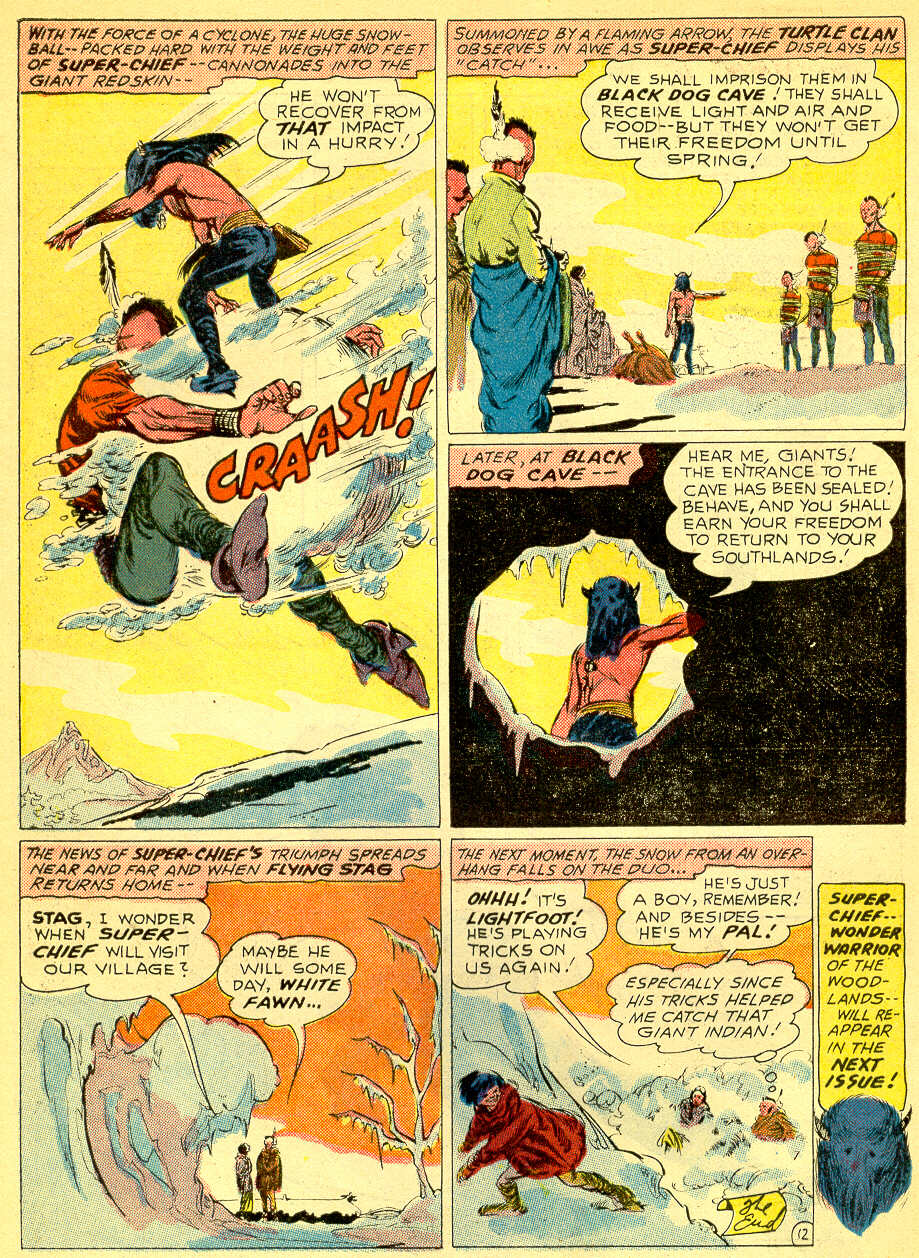 Read online All-Star Western (1951) comic -  Issue #118 - 32