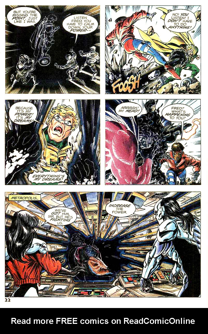 Read online Worlds Collide comic -  Issue # Full - 20