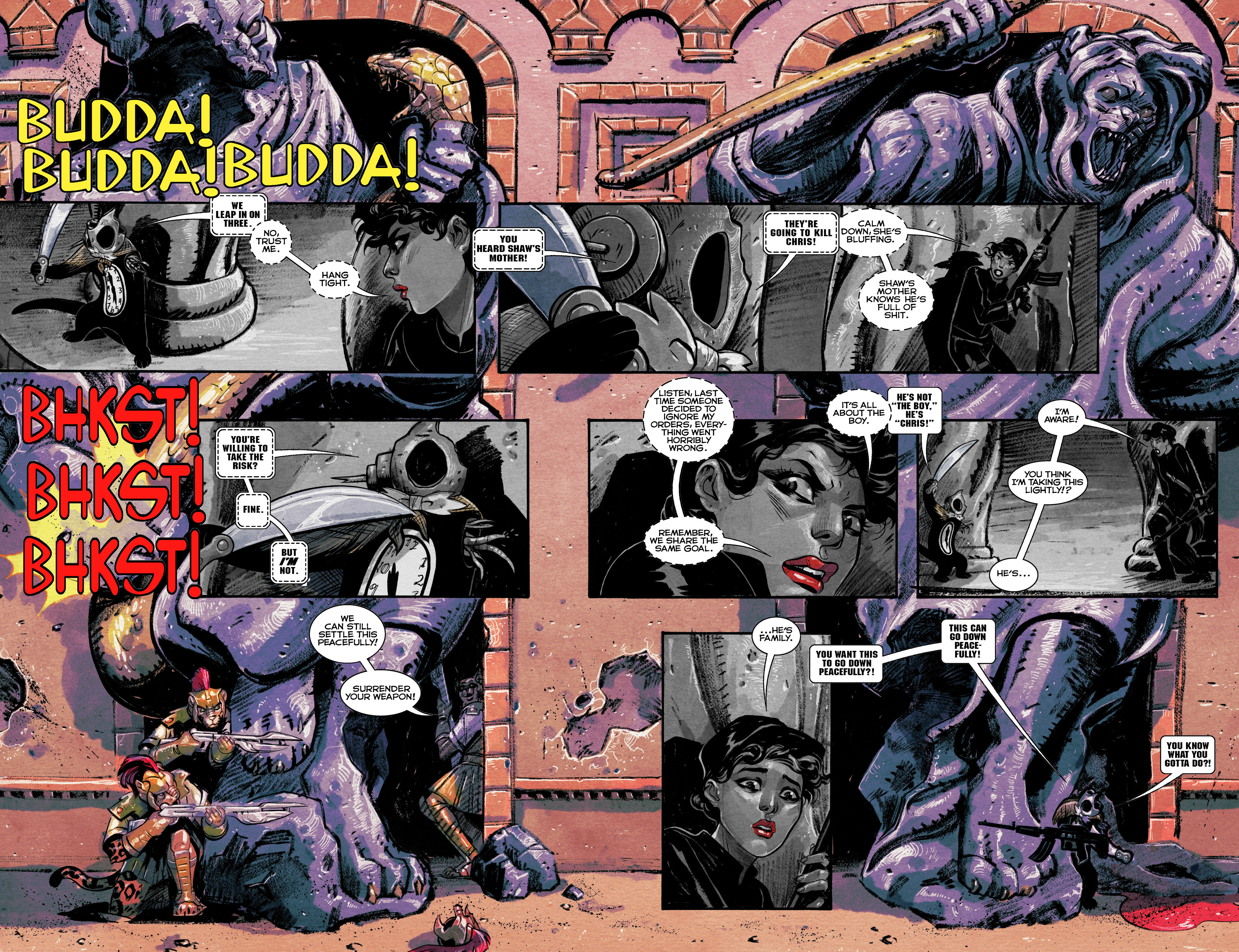 Read online Shutter comic -  Issue #16 - 3
