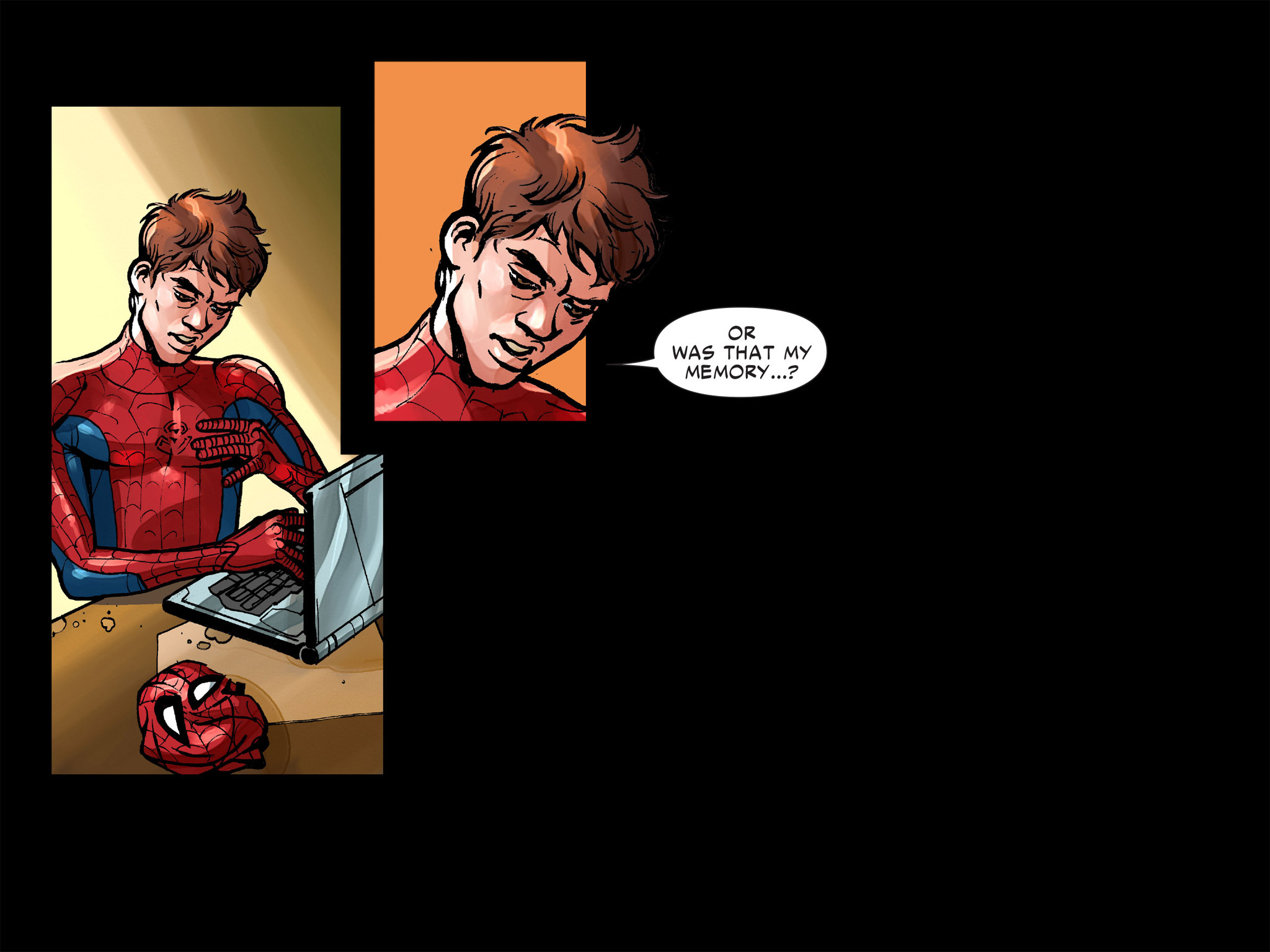 Read online Amazing Spider-Man: Who Am I? comic -  Issue # Full (Part 1) - 103