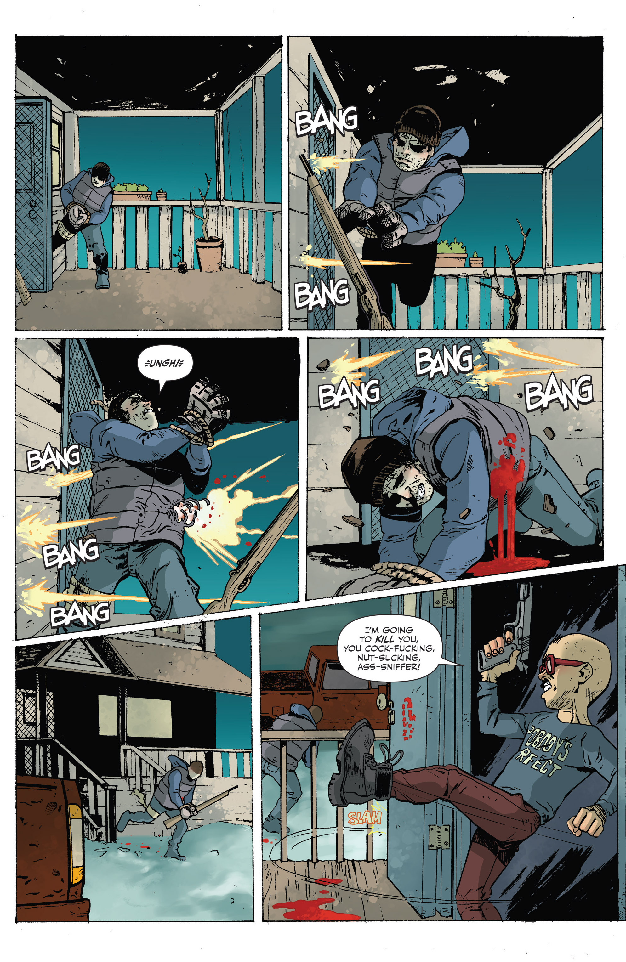 Read online Sheltered comic -  Issue #9 - 18